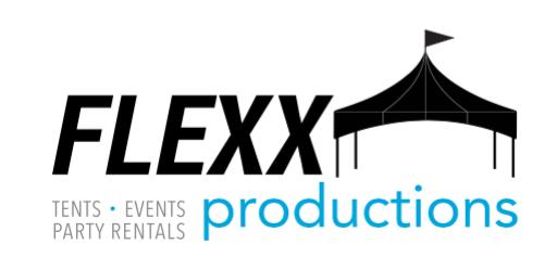 FLEXX Productions Tent Rental   Event