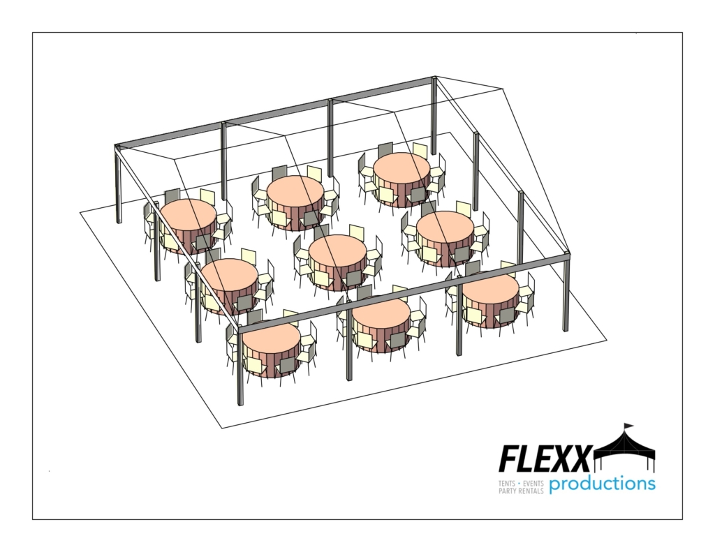 30×30-clearspan-tent-basic-layout-3d-4