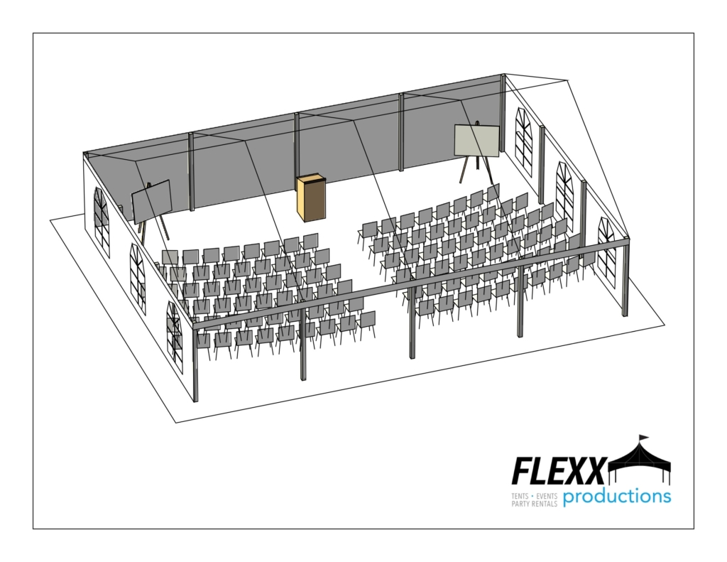 30×40-clearspan-special-event-layout-3d-3