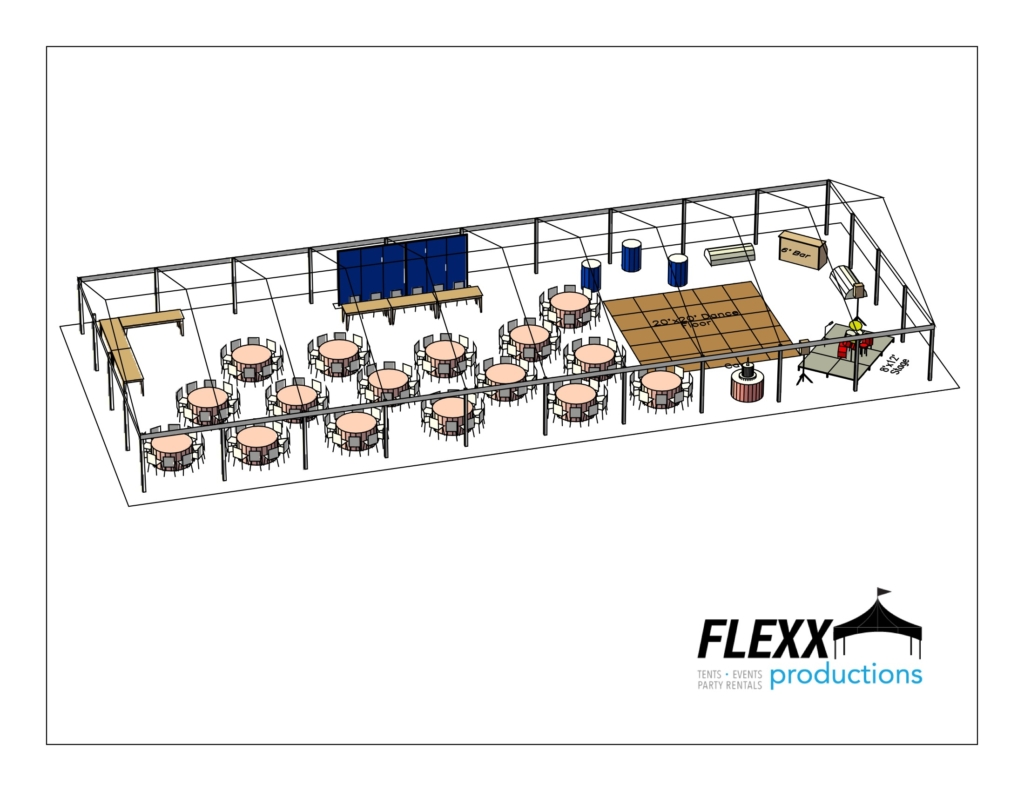 40×100-clearspan-special-event-layout-3d-4