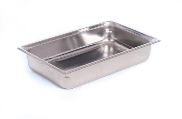 Chaffer Food Pan (8QT 4 Inches Deep)