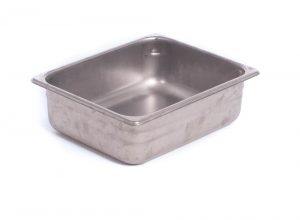 Chaffer Food Pan (4QT 4 Inches Deep)