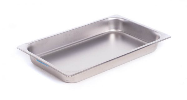 Chaffer Food Pan (8QT 2 Inches Deep)