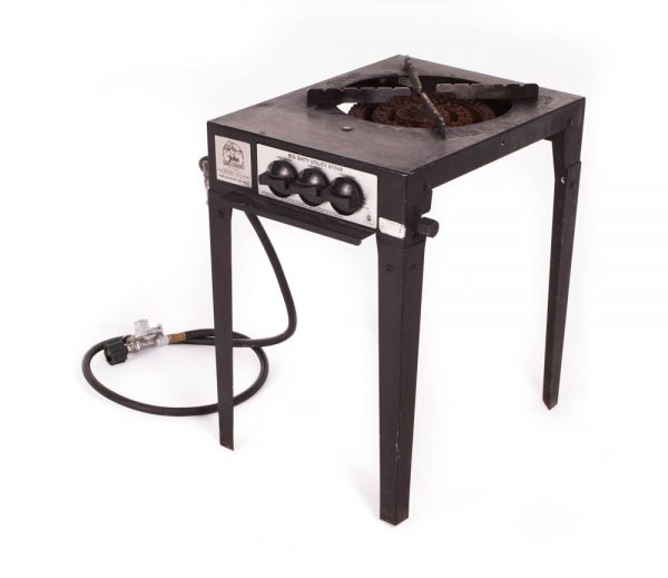 Single Pot Burner w/20LBS Propane