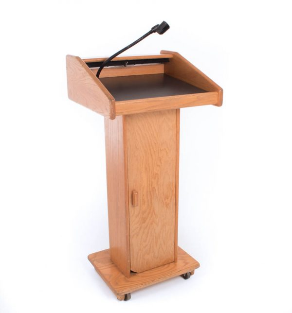 Podium Full Oak Deluxe