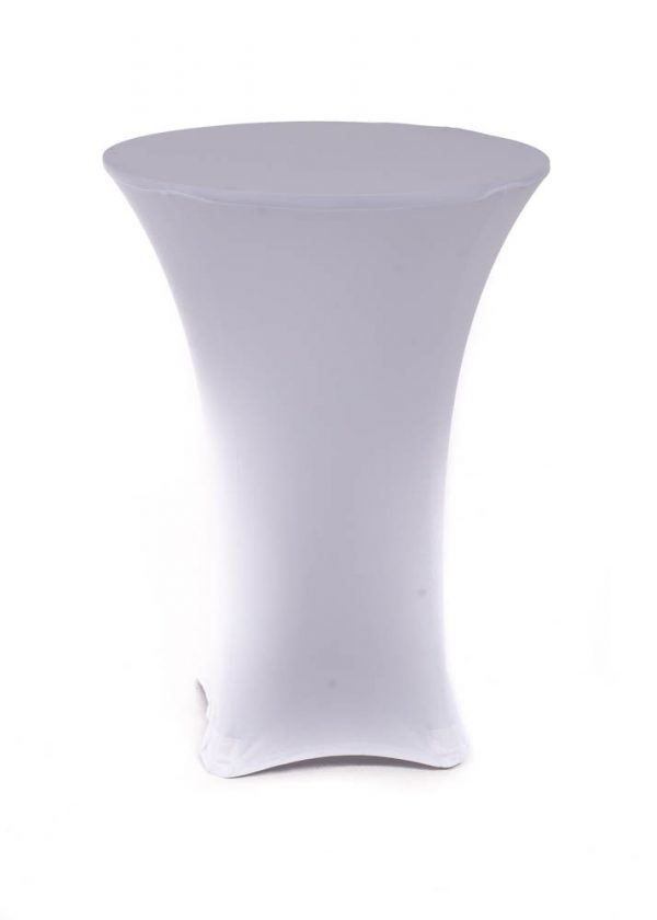 Tall Cocktail Table with Spandex