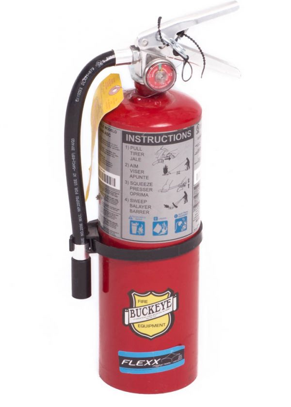 Fire Extinguisher 5LBS