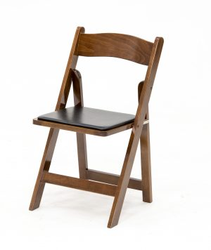 Fruitwood Padded Chair