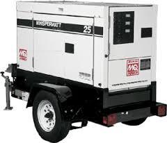 25KW Generator