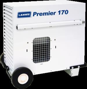 White Heater (170000BTU w/100LBS Propane)