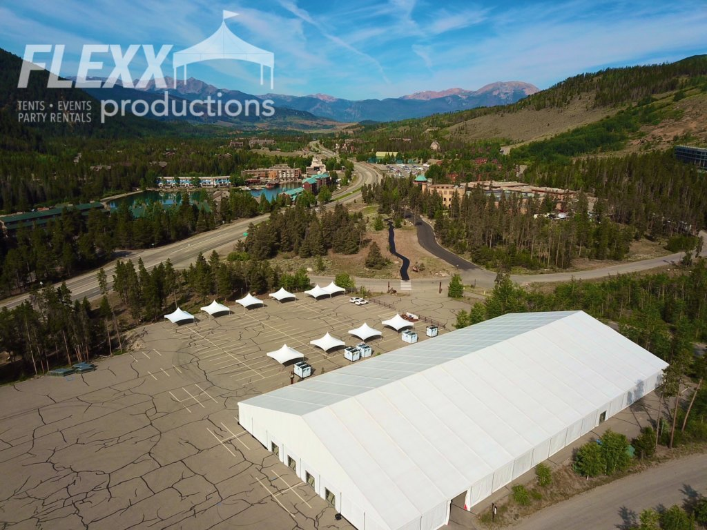 Corporate mountain events