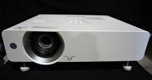 LCD projector 5000 lumens AV event rental from FLEXX Productions