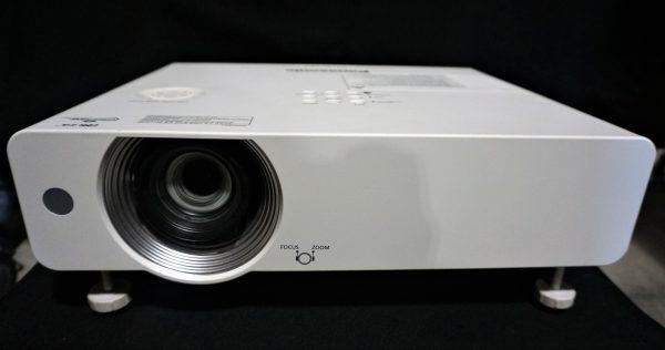 LCD projector 5000 lumens AV event rental from FLEXX Productions