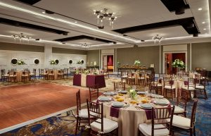 Elizabeth Hotel Walnut Ballroom